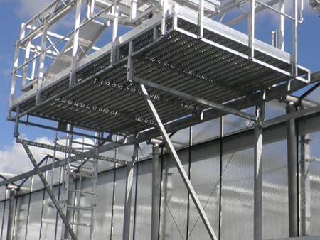 Afbeelding voor categorie Aluminium constructies